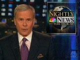 Brokaw anchors his last 'Nightly News'