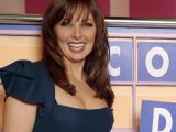 Carol Vorderman reunites with ex