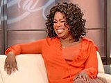 Winfrey to dedicate show to her dog